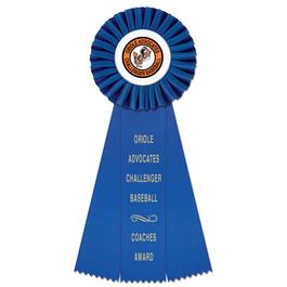 Newport Sports Rosette Award Ribbon