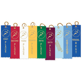 Track Stock Award Ribbon