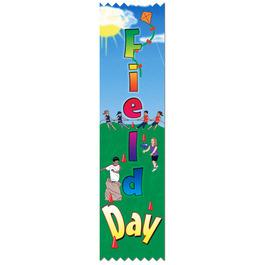 Field Day Award Ribbon