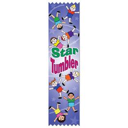 Star Tumbler Award Ribbon