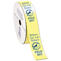 Field Day Award Ribbon Roll