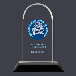 Arch Acrylic Sports Award Trophy
