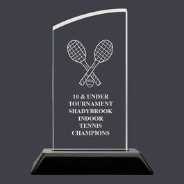 Swatch Acrylic Sports Award Trophy