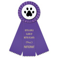 Mere Sports Rosette Award Ribbon