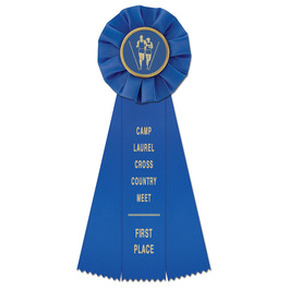 Empire Sports Rosette Award Ribbon