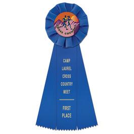 Empire Sports Rosette Award Ribbon