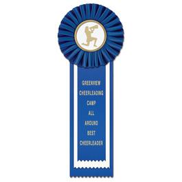 Alton Sports Rosette Award Ribbon