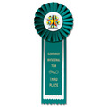 Alton Sports Rosette Award Ribbon