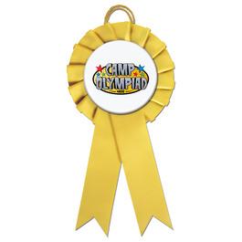 Littleton Sports Rosette Award Ribbon - Custom Award