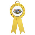 Littleton Sports Rosette Award Ribbon - Custom Award