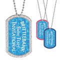 Custom GEM Swimming Dog Tags