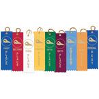 Stock Swimming Award Ribbon