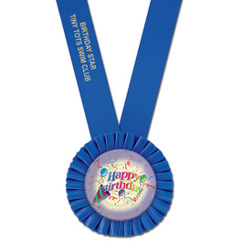 Olympian Swimming Award Sash