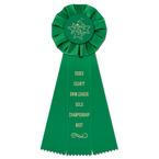 Empire Swim Rosette Award Ribbon