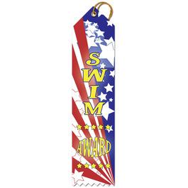 Swim Award Ribbon