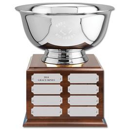 Revere Bowl Swim Award Trophy w/ Perpetual Base