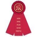 Mere Swim Rosette Award Ribbon