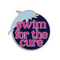 Swim Trading Pins - Soft Enamel