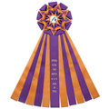 Witley Rosette Award Ribbon
